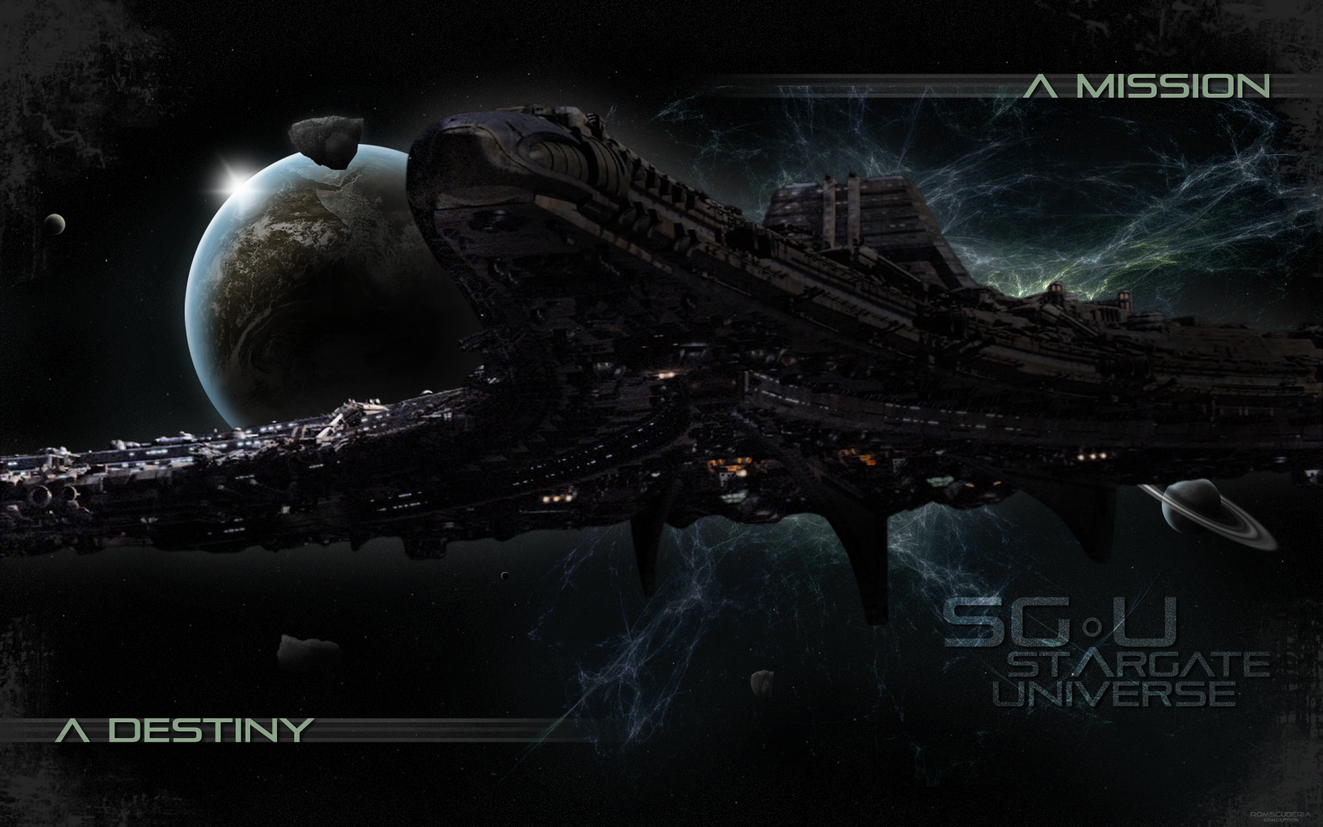stargate wallpaper universe space - photo #1